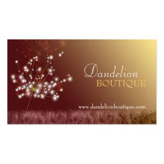 Autumn Glitters Unique Fashion Boutique Business Business Cards