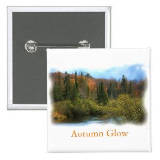 Autumn Glow Button