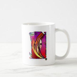 Autumn goddess mugs
