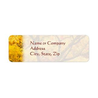 Autumn Gold Label