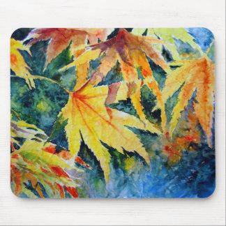Autumn Gold Mouse Pad