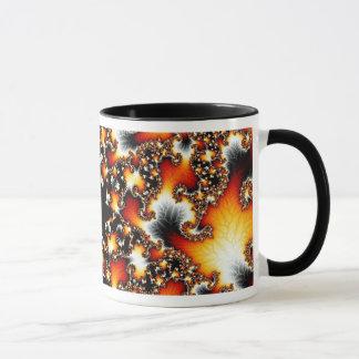 Autumn Gold Mugs