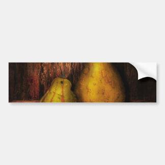 Autumn - Gourd - A pair of squash  Car Bumper Sticker