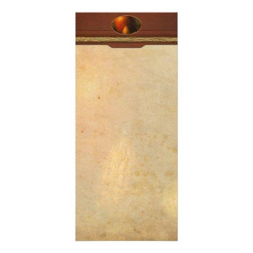 Autumn - Gourd - Melon family Rack Card