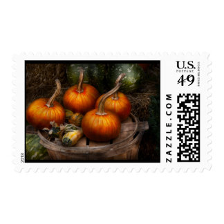 Autumn - Gourd - Pumpkins and some other things Postage
