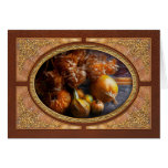Autumn - Gourd - Still life with Gourds Greeting Card