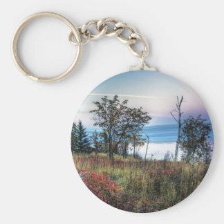 Autumn Grass Keychain