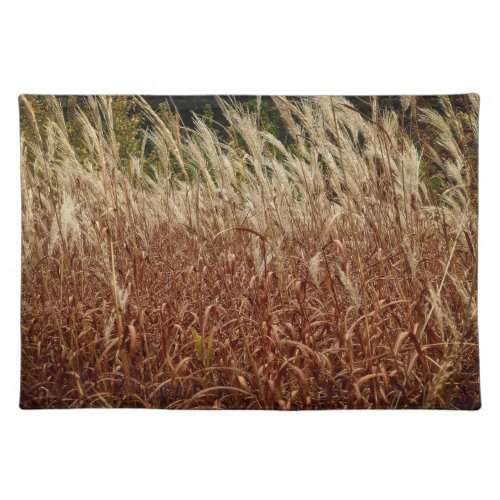 Autumn Grasses Placemat