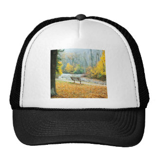 Autumn Greenough Park Missoula Montana Trucker Hat