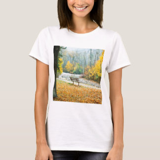 Autumn Greenough Park Missoula Montana T-Shirt