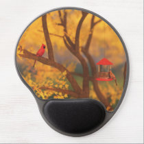 Autumn Guardian Gel Mousepad