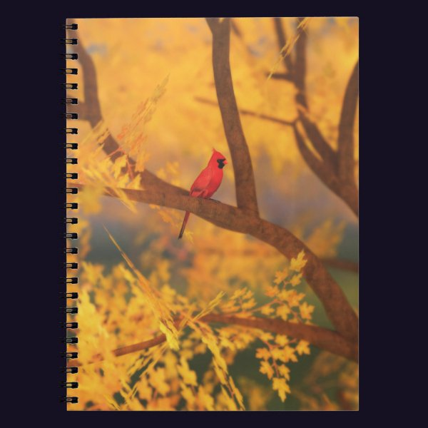 Autumn Guardian Notebook