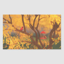 Autumn Guardian Stickers