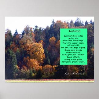 Autumn, H Print