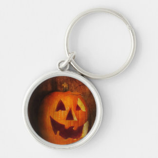 Autumn - Halloween - Jack-o-Lantern Keychains