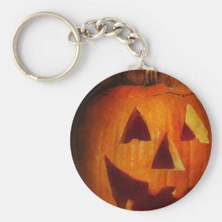 Autumn - Halloween - Jack-o-Lantern Key Chains