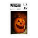Autumn - Halloween - Jack-o-Lantern Postage