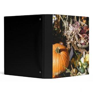Autumn Harvest Binder binder