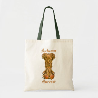 Autumn Harvest Budget Tote Tote Bag