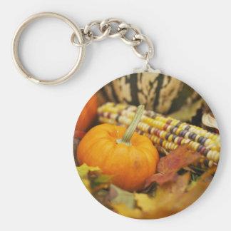 Autumn Harvest Keychain