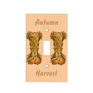 Autumn Harvest Light Switch Switch Plate Cover