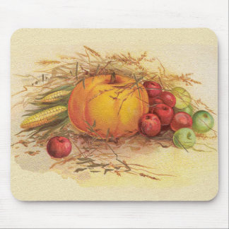 Autumn Harvest Mouse Pad