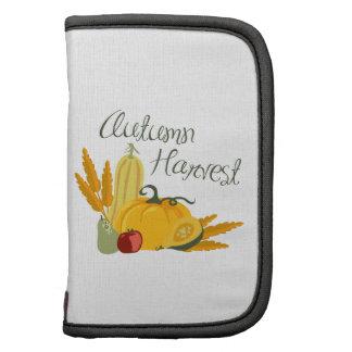Autumn Harvest Planner
