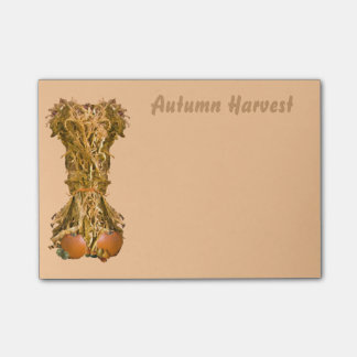 Autumn Harvest Post-it Note Post-it® Notes