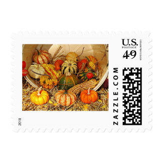 Autumn Harvest Postage