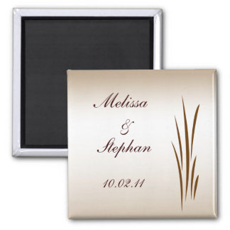 Autumn Harvest Save the Date Refrigerator Magnets