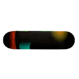 Autumn Harvest Custom Skate Board
