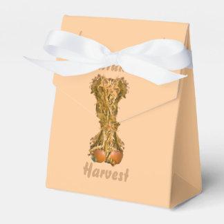 Autumn Harvest Tent Favor Box