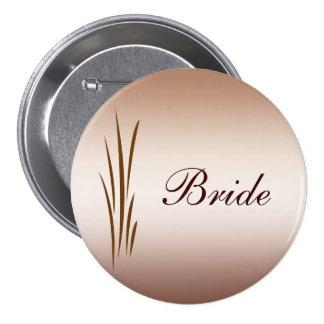 Autumn Harvest Wedding Bridal Pin
