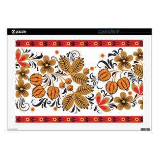 "Autumn Hohloma Skins For 17"" Laptops"