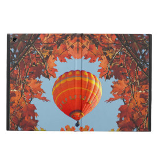 Autumn Hot Air Balloon Cover For iPad Air