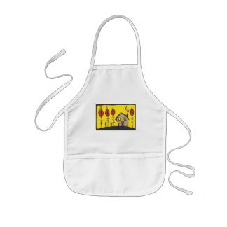 Autumn House Kids' Apron