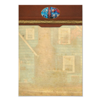 Autumn - House - Little Dream House Card