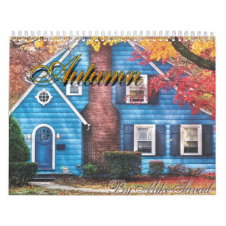 Autumn I Calendar