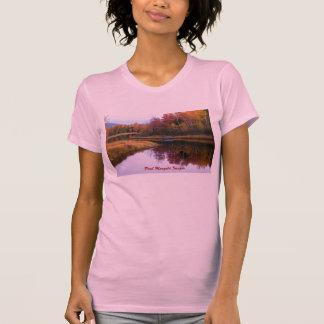 Autumn in Acadia National Park Tee Shirt