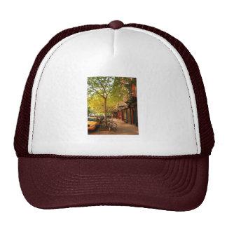 Autumn in Alphabet City, East Village, NYC Hat