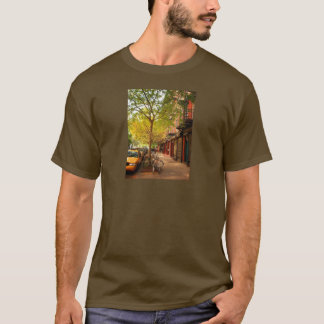 Autumn in Alphabet City, East Village, NYC T-Shirt