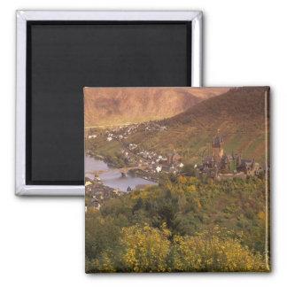 Autumn in Cochem, Rheinland Pfalz, Germany Magnets