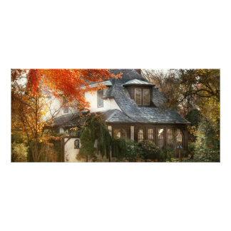 Autumn - In every fairy tale Rack Card