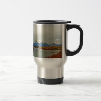 Autumn in Grand Teton National Park Coffee Mug