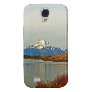 Autumn in Grand Teton National Park Samsung Galaxy S4 Case