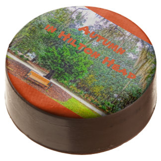 Autumn In Hilton Head Coastal Discovery Museum HHI Chocolate Covered Oreo