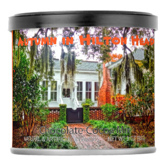 Autumn In Hilton Head Coastal Discovery Museum HHI Hot Chocolate Drink Mix