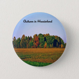 Autumn in Indiana Button