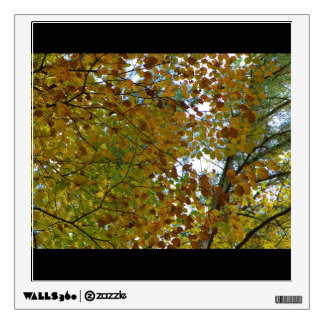 Autumn in its Glory Wall Decal