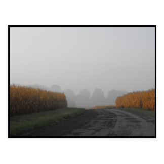~ Autumn in Lancaster County ~ 33 Postcard